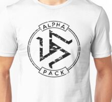 Alpha Pack (Black) - Teen Wolf Unisex T-Shirt