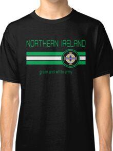 Euro 2016 Football - Northern Ireland (Away Blue) Classic T-Shirt