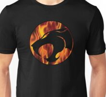 Fire cats Unisex T-Shirt