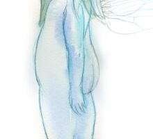 Tiny Fairy Bug Sticker