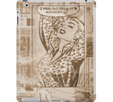 Retro Comic iPhone Cases & Skins iPad Case/Skin