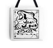 Rachel Doodle Art - Be Your Own Buzz Tote Bag
