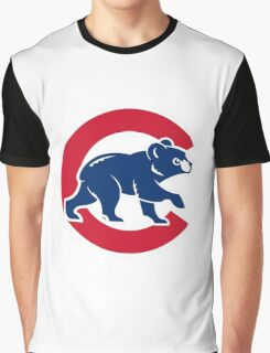 Chicago cubs Graphic T-Shirt