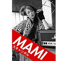 Mami - Scandal Photographic Print