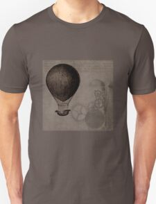 Vintage Hot Air Balloon T-Shirt