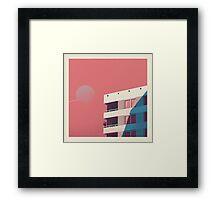 Blok Framed Print