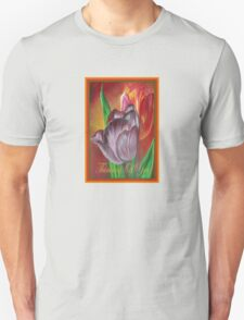 Thinking Of You - Two Tulips T-Shirt