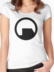 Black Mesa Women's Fitted Scoop T-Shirt