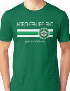 Euro 2016 Football - Northern Ireland (Home Green) Unisex T-Shirt
