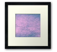 Purple Pink Background Framed Print