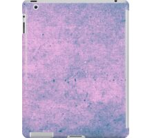 Purple Pink Background iPad Case/Skin
