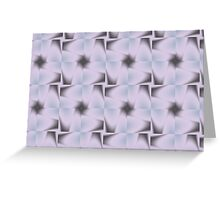Origami Tiles Fractal in TPGY Greeting Card