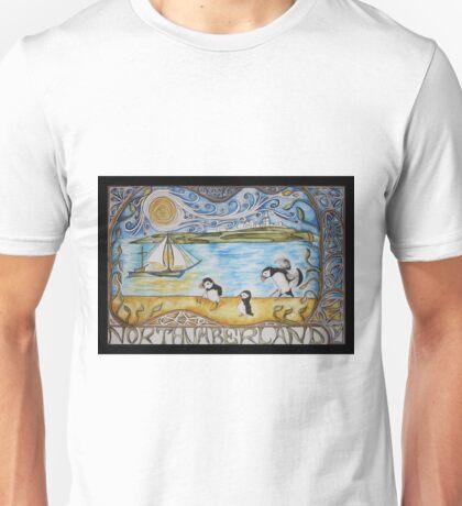 Northumberland Nouveau Unisex T-Shirt