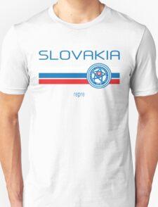 Euro 2016 Football - Slovakia (Home White) T-Shirt