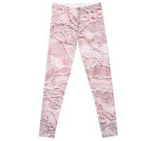 Pink Old Cloth Leggings