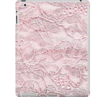Pink Old Cloth iPad Case/Skin
