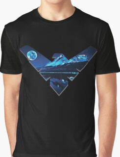 Nightwing 3 Graphic T-Shirt