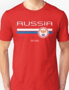 Euro 2016 Football - Russia (Home Red) T-Shirt