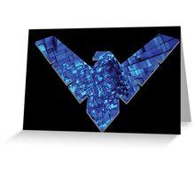 Nightwing 4 Greeting Card