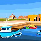 Beadnell Harbour by Stormswept