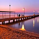 Twilight in Peraia by Hercules Milas