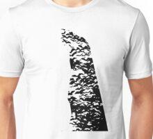 Bats creating a man  Unisex T-Shirt