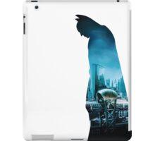 City man  iPad Case/Skin