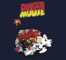 Danger Mouse Secret Kids Tee