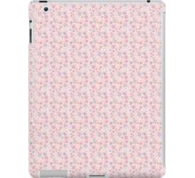 Pink Floral Background iPad Case/Skin