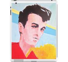 Steven Patrick Morrissey - The Smiths - Original Painting iPad Case/Skin