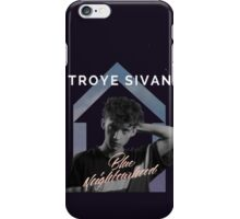 #troyetee Design by Collin J. Foster and Brisa Costilla iPhone Case/Skin