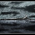 Coquet Island in Inks by Stormswept
