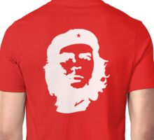 Che, Guevara, Rebel, Cuba, Peoples Revolution, Freedom, in white Unisex T-Shirt