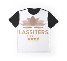Lassiters Hotel 2015 re-brand Graphic T-Shirt