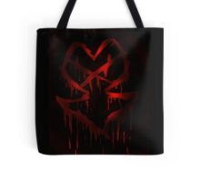 Heartless Insignia Tote Bag