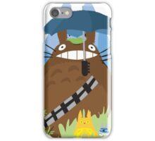 Totoro chewie iPhone Case/Skin