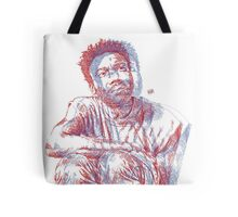 3D Gambino (no backrgound) Tote Bag