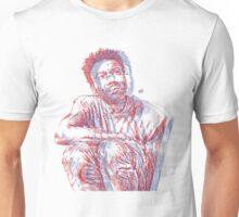 3D Gambino (no backrgound) Unisex T-Shirt