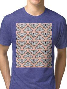 Luna Moth // botanical nature woodland butterfly moth andrea lauren  Tri-blend T-Shirt