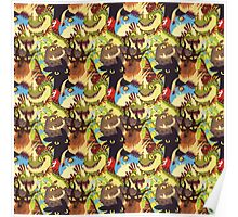 Dragons! Poster