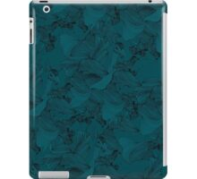 pavone blu iPad Case/Skin