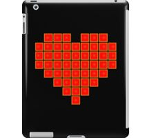 Pixel Heart 8-Bit iPad Case/Skin