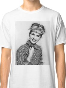Debbie Reynolds Hollywood Actress Classic T-Shirt