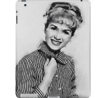 Debbie Reynolds Hollywood Actress iPad Case/Skin
