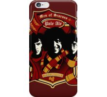 Sherlock Holmes Men of Scarven iPhone Case/Skin