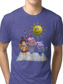 Summer Surprise Tri-blend T-Shirt