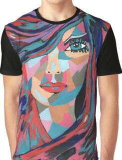 Psychedelic Jane Graphic T-Shirt
