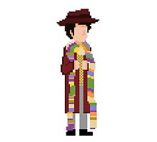 4th Doctor by Z0ID