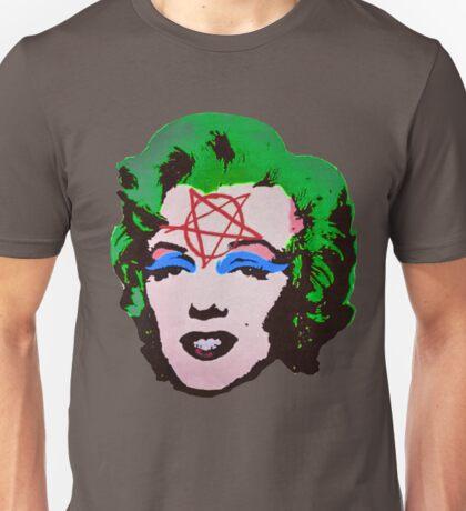 Happy Marylin Unisex T-Shirt