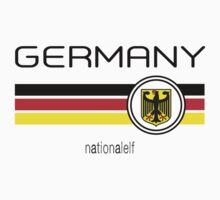 Euro 2016 Football - Germany (Home White) by madeofthoughts